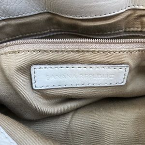 Banana Republic Bags - Banana Republic Anabelle Leather Shoulder Purse
